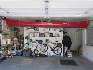 Garage_Canoe